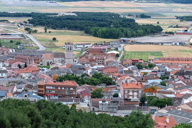 Apacible pueblo castellenano